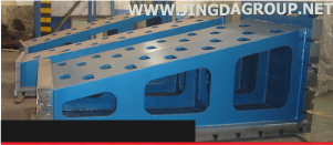 Cast Iron T Slotted Angle Plate
